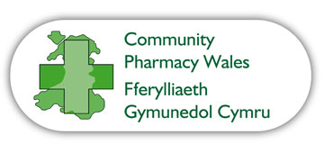 Community Pharmacy Wales logo