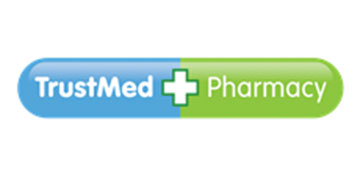 TrustMed Pharmacy logo