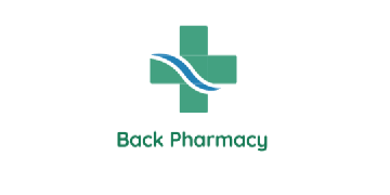 Back Pharmacy  logo