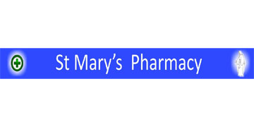St Mary's Pharmacy logo