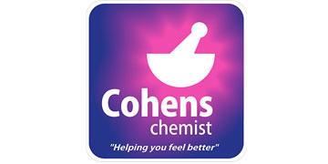 Cohens Chemist logo